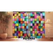 Фотошторы Яркие кубики