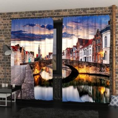 Фото Штори Бельгийський місток
