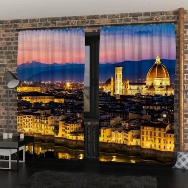 Фото Штори Флоренція на закаті