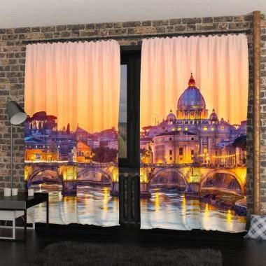Фото Штори Рим в сутінках