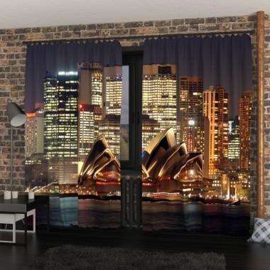 Фото Штори Сіднейськая опера