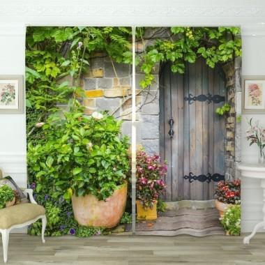 Фото Штори Загадкові двері