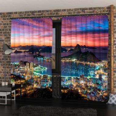 Фото Штори Закат в Ріо