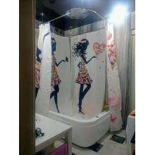 Шторка в ванную