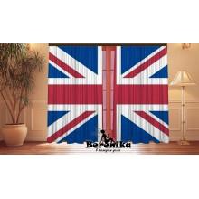 Фотошторы Британский флаг 3 АКЦИЯ