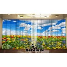 Панорама Цветочная поляна