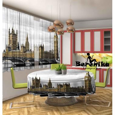 Фотошторы Величие Лондона