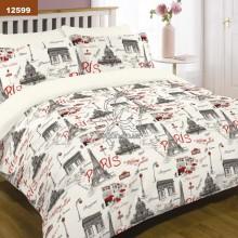 Комплект постельного белья 12599