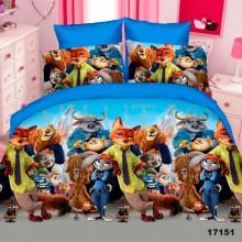 Детское постельное белье 17151