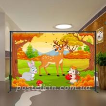 Банер Дитяча осінь 2