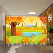 Банер Дитяча осінь