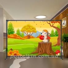 Банер Дитяча осінь 5