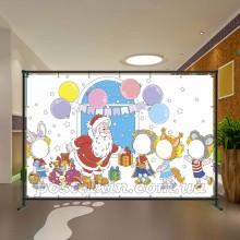 Тантамареска Дід мороз і діти