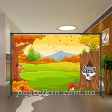 Банер Дитяча осінь 4