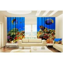Фото штори Морський акваріум