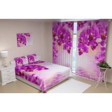 Фотошторы Орхидеи мечты
