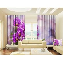 Фотошторы Орхидеи 5