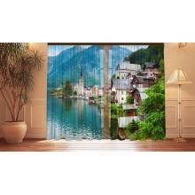 Фотошторы Швейцарские горы