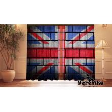 Фотошторы Флаг Великобритании