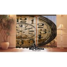 Фотошторы Полукруглые часы