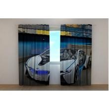 Фотошторы BMW