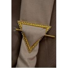 Заколки для штор в форме треугольника