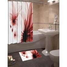 Шторки для ванной c фотопринтом Абстракция